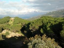 Nuoro - parco di Ugolìo