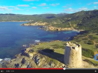 Video Sardegna: il paradiso visto dall'alto