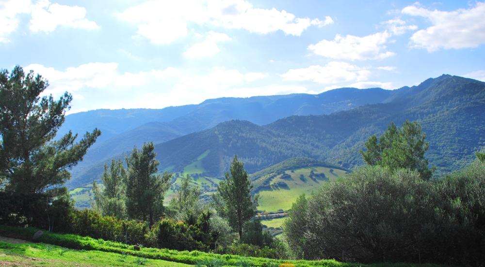 parco regionale Sardegna