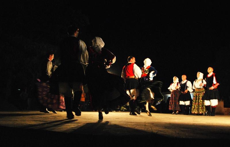 Balli tipici Sardegna