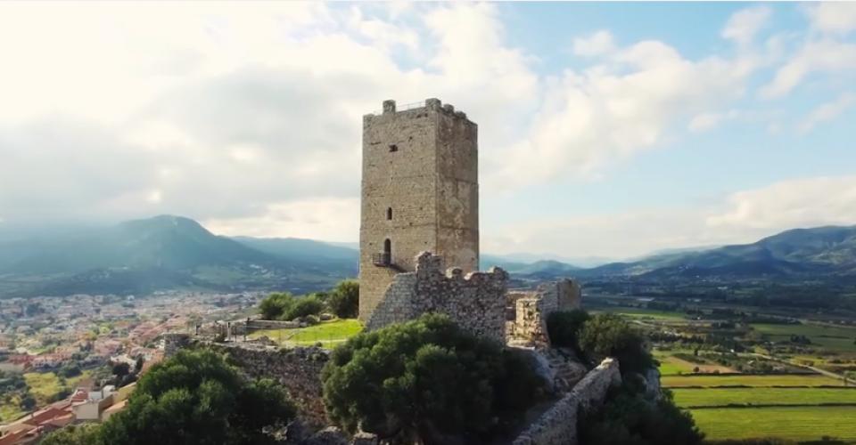 Sardinian charming sea: Posada and its Castle