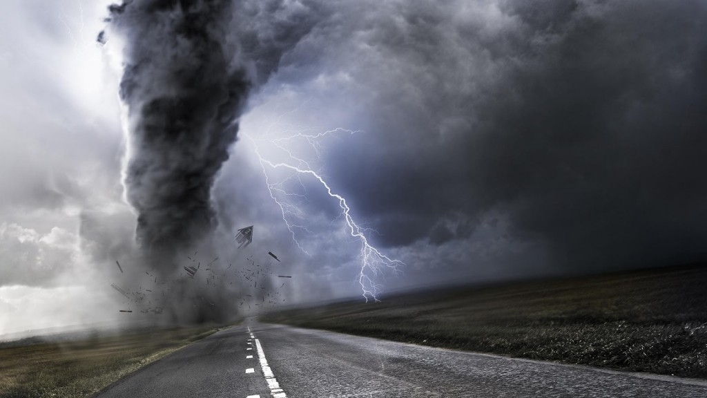 temporale ciclone
