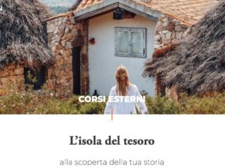 Scuola Holden, viaggio letterario in Sardegna