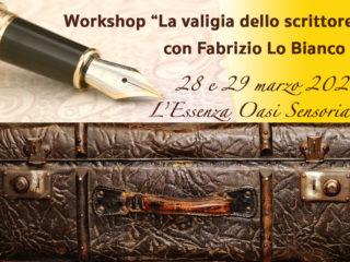 Workshop di Scrittura con Fabrizio Lo Bianco